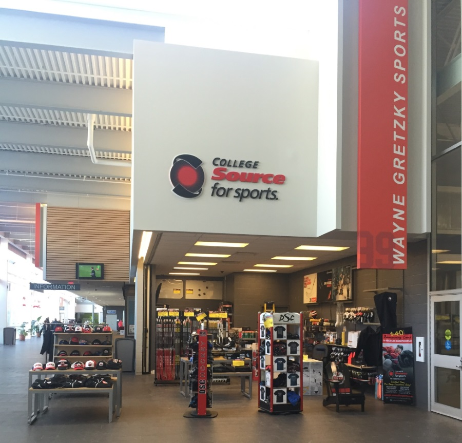 College Source For Sports Gretzky Location Brantford