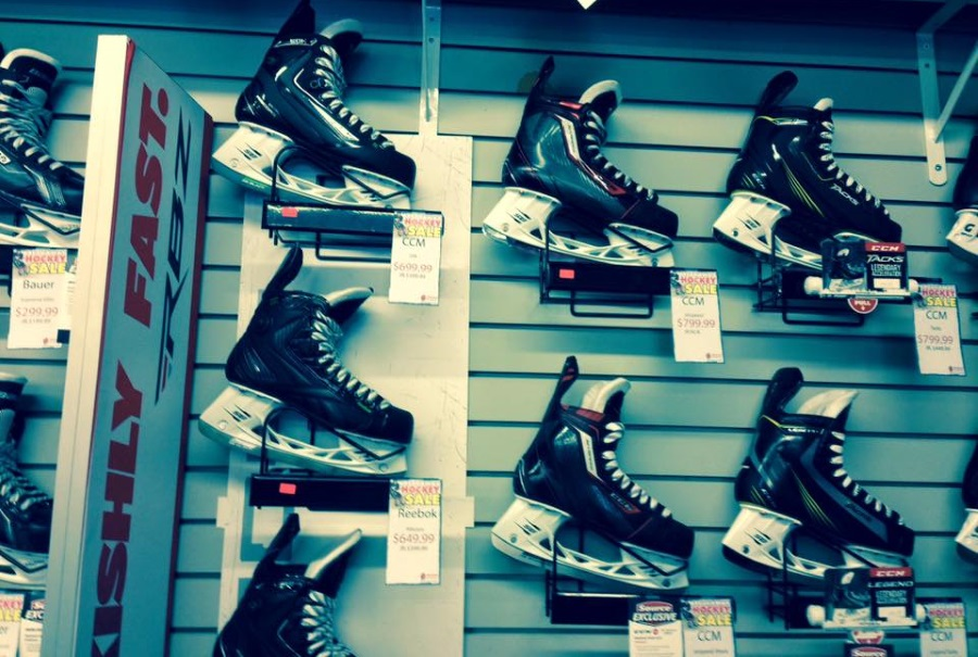 Hometown Source For Sports Yorkton CCM Bauer Hockey Skates