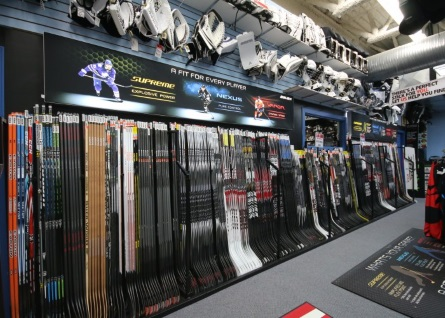 Ice Level Source For Sports CCM and Bauer Hockey Sticks