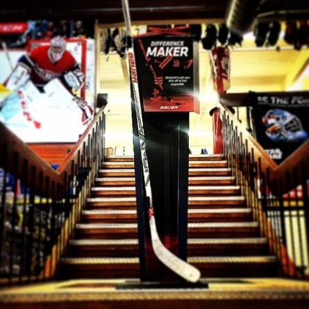 Let us help you find the best Hockey Stick for your game at Adrenalin Source For Sports in Calgary, AB.