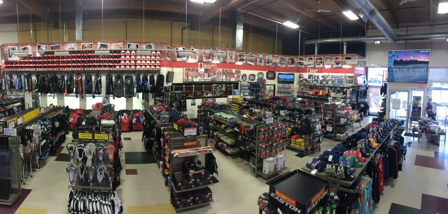 Check our sports store out at Adrenalin Source For Sports in Calgary, AB.