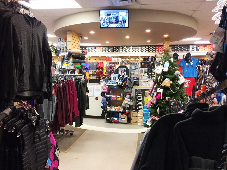 St Albert Source For Sports, Servus Credit Union Place