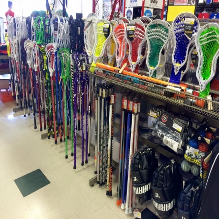 We're your home for Lacrosse Equipment & Accessories at Adrenalin Source For Sports in Calgary, AB.