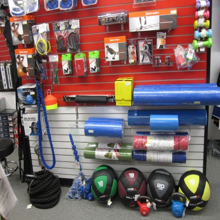 We carry a wide selection of Fitness & Training Equipment at Supreme Source For Sports in Supreme Source For Sports, Kindersley, SK.