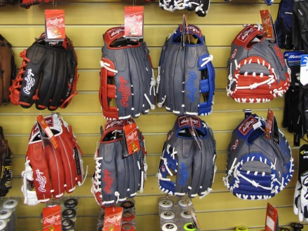 Olympic Source For Sports Morden Baseball Gloves & Bats