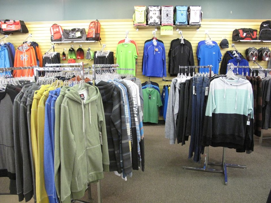 Olympic Source For Sports Morden Clothing Apparel