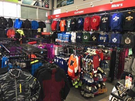 Official NHL Hockey Jerseys & Team Uniforms