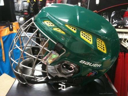 Sportscraft Bauer Hockey Helmets St Johns