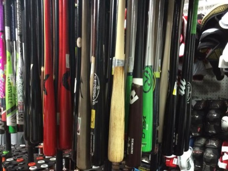 Sportscraft Source For Sports Baseball and Slo Pitch Wood and Composite Bats