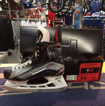 Bauer Vapor Hockey Skate Fitting