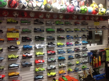 Time Out Source For Sports Vancouver Soccer Cleats