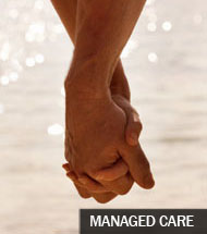 Managed care marketing