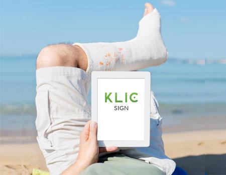KLIC-Sign™ Technology