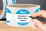 Writable Matte Labels: Better Quality, Lower Price