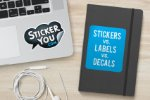 Stickers vs. Labels vs. Decals