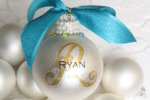 Create Beautiful (Easy!) Personalized Ornaments
