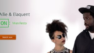 Allie & Elaquent ON