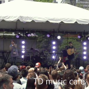 Tegan and Sara TD music cafe