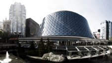 TD music cafe, Roy Thomson Hall, Toronto