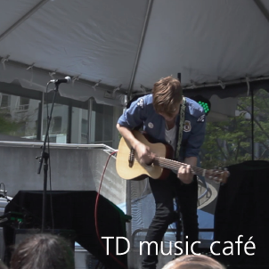 TD music cafe, Scott Helman