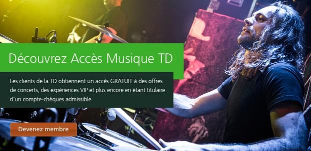 TD Music Access