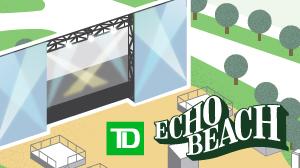 Echo Beach, TD Live Music