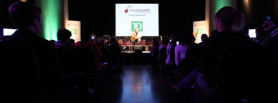 MusiCounts TD Community Music Grants
