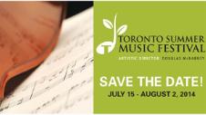 Toronto Summer Music Festival, TD Live Music