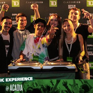 Acadia University - TD Music Experience 2013, TD Live Music