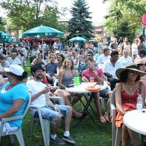 Beaches Jazz, Torontos outdoor music event