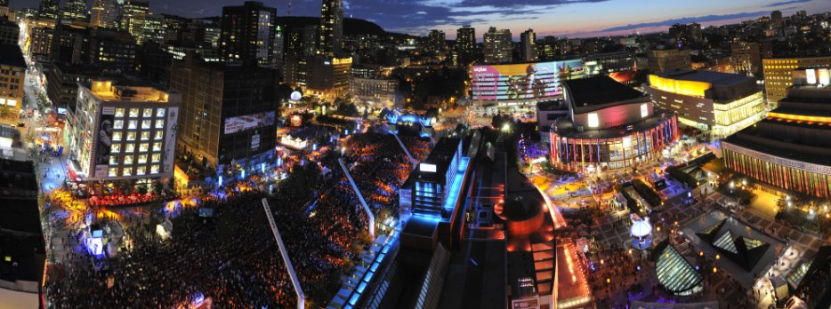 Montréal International Jazz Festival, world's largest jazz festival