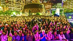 TD Toronto Jazz Festival , Toronto's largest music festival