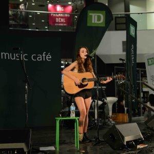 TD music cafe Edmonton