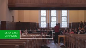 Vancouver, St James Music Academy, MusiCounts