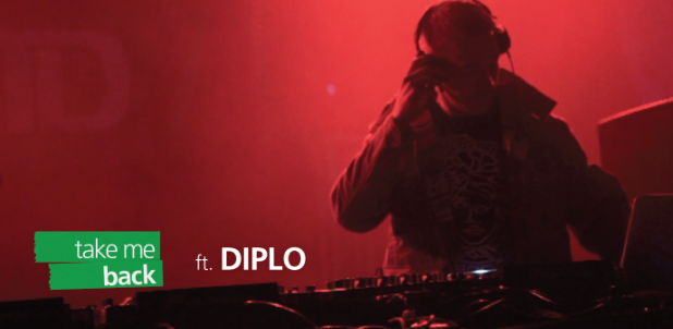 TD Music Experience, Diplo