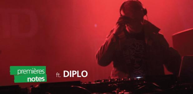 TD expérience de la musique, Diplo