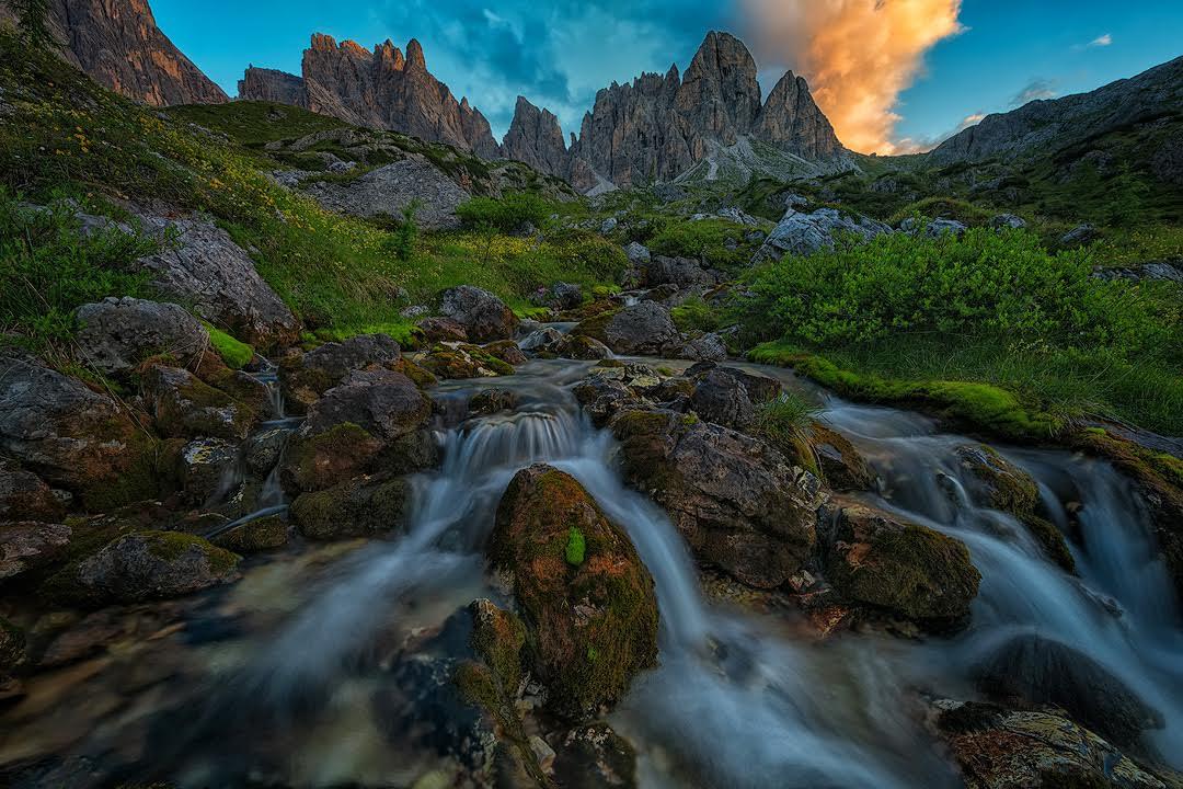 Robert Postma Dolomites