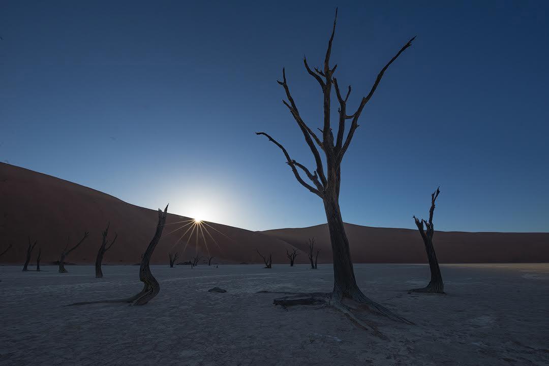 Robert Postma Namibia