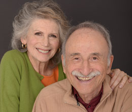 Robert and Jeanne Segal