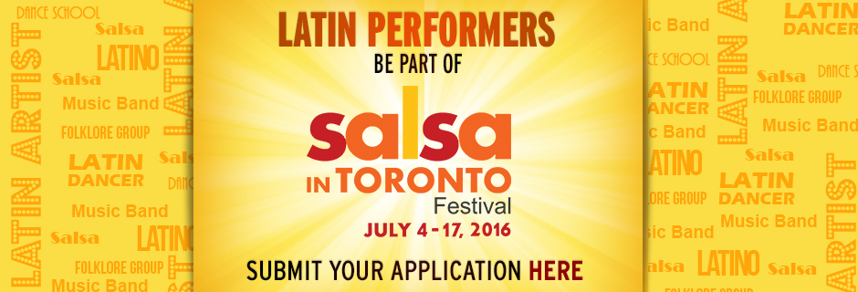 Be part of Salsa!