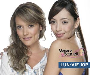 Mariana y Scarlett