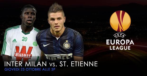 Oct 23 - Milan vs St. Etienne