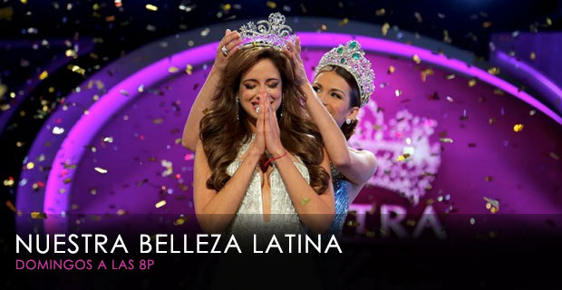 Nuestra Belleza Latina