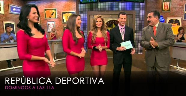 Republica Deportiva - Univision