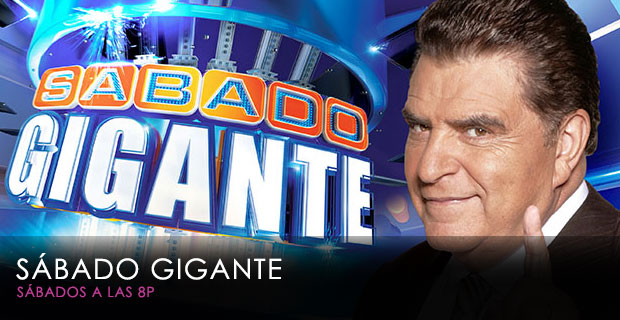 Sabado Gigante - Univision