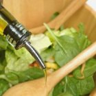 Catherine's Roman Holiday Seasonal Salad with Balsamic and Olive Oil Dressing