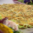 Catherine's Italian Kitchen Courgette and Thyme Frittata