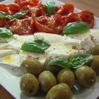 Catherine's Italian Kitchen Insalata Caprese with a Twist