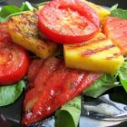 Ciao Italia - Basil Infused Grilled Fruit Salad