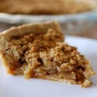 Lidia's Italy - Apple Torte with Bread Crumb and Hazelnut Crust